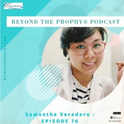 Beyond the Prophy Podcast - Samantha Verdadero
